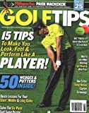 Magazine - Golf Tips (1-year auto-renewal)