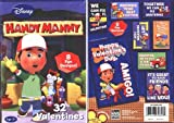 Disney Handy Manny Valentine's Day 32 Cards NEW by PAPER MAGIC GROUP