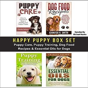 Happy Puppy Box Set Audiobook