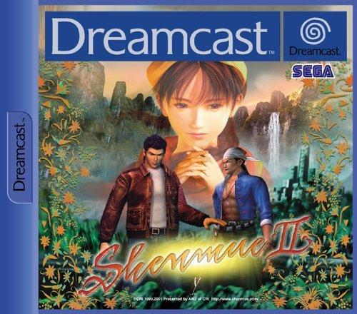 Shenmue II (Dreamcast) by SEGA (Shenmue 2 Dreamcast compare prices)