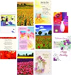 Classic Pack of Birthday Greeting Cards