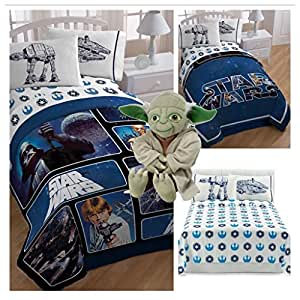 Star Wars Complete Twin Bed In A Bag