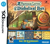 Professor Layton and The Diabolical Box (DS 輸入版 北米) - Unknown