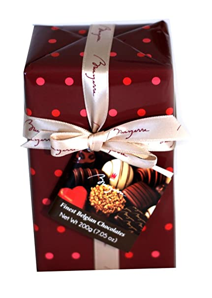 Holiday Chocolate Gift Boxes 7.05 oz Holiday Gift Box