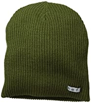 neff Men's Daily Beanie, Fatigue, One Size