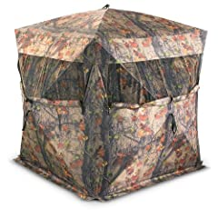 Buy Guide Gear Five - Hub Ground Blind by Guide Gear
