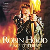 Robin Hood: Prince of Thieves Soundtrack Edition (2012) Audio CD