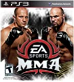 EA Sports MMA: Mixed Martial Arts (PS3) [Importación inglesa]