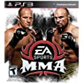 EA Sports MMA: Mixed Martial Arts (PS3)