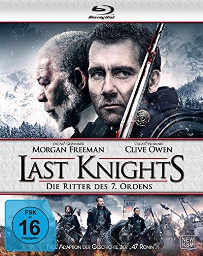 Last Knights - Die Ritter des 7. Ordens (im Schlauchschuber matt laminiert mit Titel Hochprägung und Spot Lack) [Blu-ray]