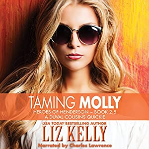 Taming Molly Audiobook