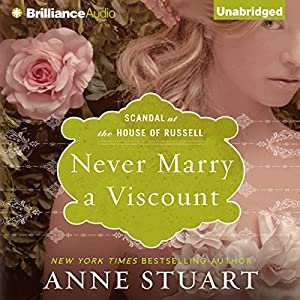 Never Marry a Viscount Audiobook