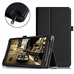 Minisuit Classic Stand Case For Nvidia Shield Tablet [Black]
