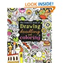 The Usborne Book of Drawing, Doodling and Coloring