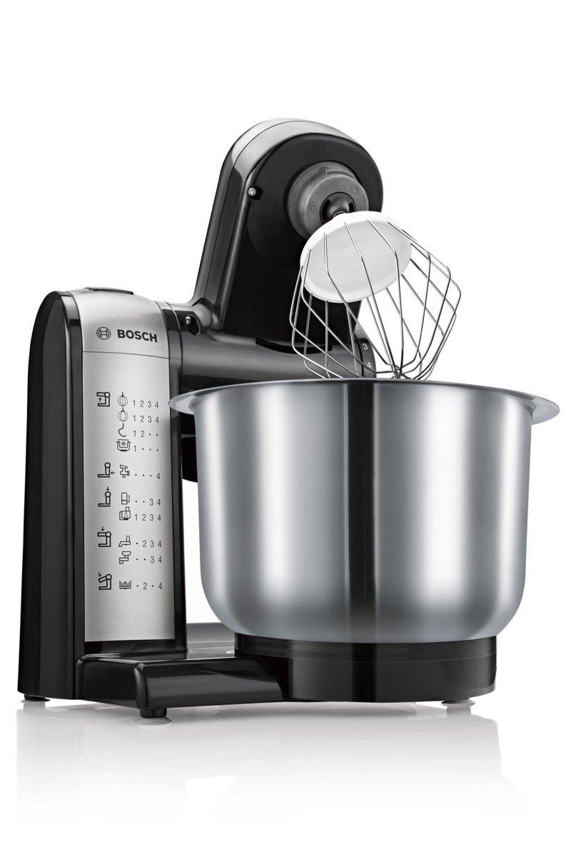 mum48a1 liter mum4 küchenmaschine watt rührschüssel edelstahl (600 3.9 bosch