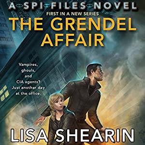 The Grendel Affair, SPI Files 01 - Shearin, Lisa
