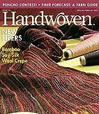Handwoven: January/February 2005 (XXVI) by…