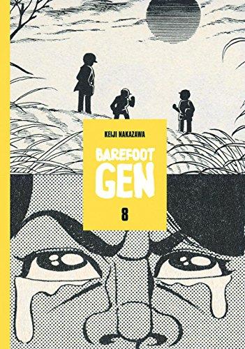 Barefoot Gen Volume 8 Hardcover Edition [Nakazawa, Keiji] (Tapa Dura)