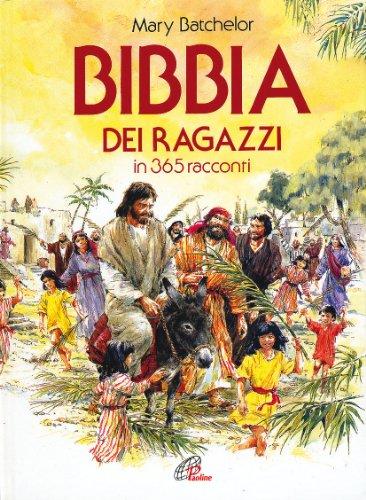 Bibbia dei ragazzi in 365 racconti PDF