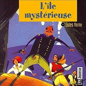 L'île mystérieuse Audiobook