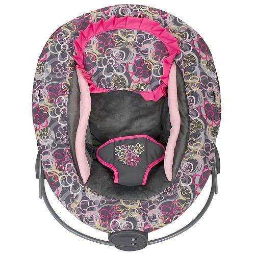 Imagen de Baby Trend felpa acolchado del asiento Sling Bouncer - Daisy