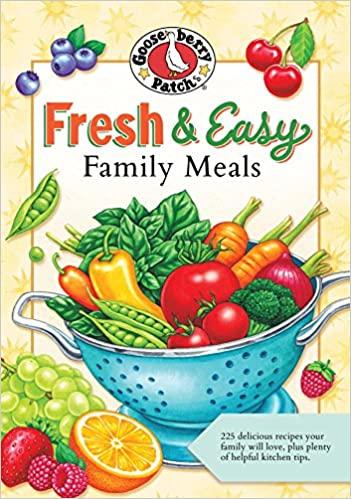 Fresh & Easy Family Meals (Everyday Cookbook Collection)
