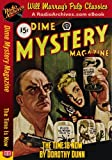 img - for Dime Mystery Magazine The Time Is Now book / textbook / text book