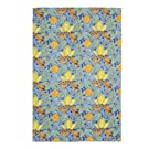 V&A 'Bird and Rosehip' Tea Towel||||RF20F||RHFPR