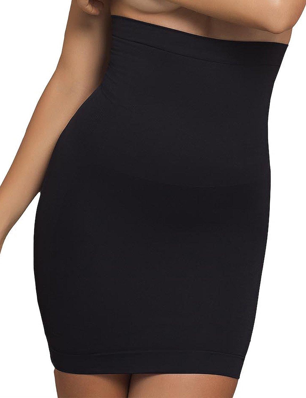 Plie 50420 Figurformendes, Nahtloses Halbunterkleid, Doppelsilikonstreifen, Shapewear, Top Qualität jetzt bestellen