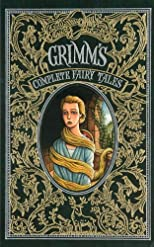Grimms Complete Fairy Tales (Barnes & Noble Leatherbound)