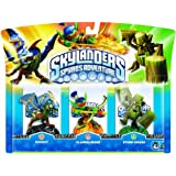 "Skylanders - Triple Pack A: Drobot, Stump Smash, Flameslingervon ""Activision Blizzard..."""
