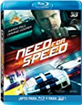 Need For Speed (2014) [Blu-ray]