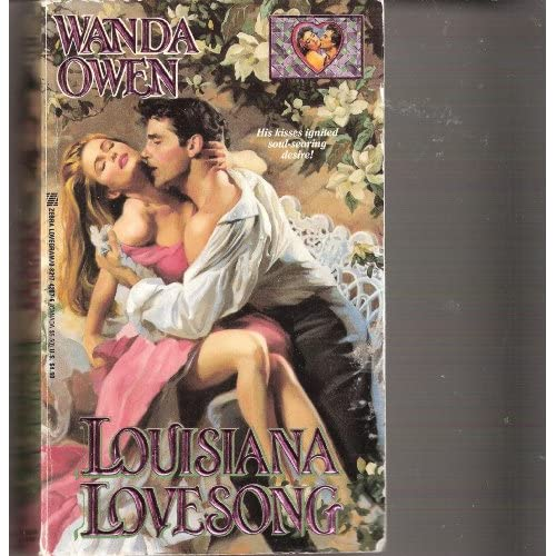 Louisiana Rose (Lovegram Historical Romance) Elizabeth Sherwood