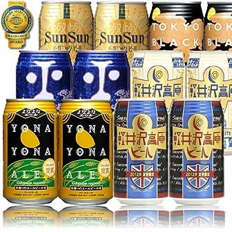 よなよなエール 350ml 6種 12缶 軽井沢高原 夏季限定ビール 期間限定 特別セット