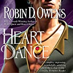Heart Dance: Celta, Book 6 (       UNABRIDGED) by Robin D. Owens Narrated by Noah Michael Levine
