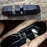 Ezyoutdoor Pocket Pal Multifunction Sharpener,Knife Sharpening System Knife Sharpener and Scissor Sharpener
