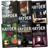 MO Hayder Collection A Jack Caffery Thriller 6 Books Set Pack RRP: £47.94 (Gone, The Treatment, Pig Island , Birdman, Skin, Ritual) MO Hayder
