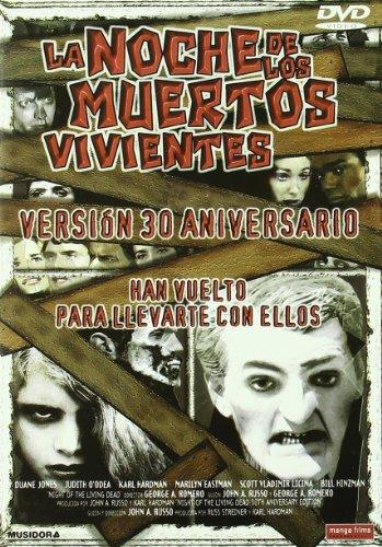 La noche de los muertos vivientes (30 aniversario. Manga Films) [DVD]