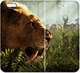Black Friday Promotions 2015 New Super Strong Far Cry Primal Promo Leather Leather Case Cover For iPhone 6 Plus/iPhone 6s Plus