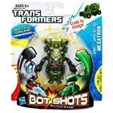 Megatron Chase Transformers Bot Shots Battle Game Series 2 Vehicle