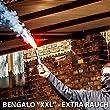 Bengalo XXL Rot - bengalisches Feuer | Pyrotechnik | Handfackel wei� | ganz�hrig auch als Silvesterfeuerwerk