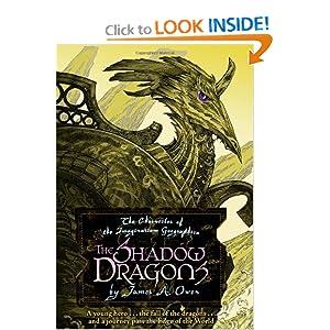 The Shadow Dragon - James A. Owen