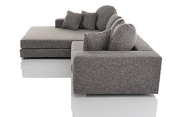 Pleasant Hot Hot Hot Sale Couch Eden 290X200 Cm Grau Sofa Ottomane Ibusinesslaw Wood Chair Design Ideas Ibusinesslaworg