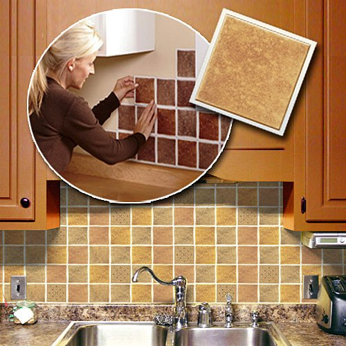 self adhesive backsplash wall tiles best backsplash ideas