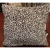 Animal Print Safari Decorative Throw Toss Pillow
