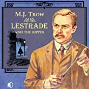 Lestrade and the Ripper | [M J Trow]