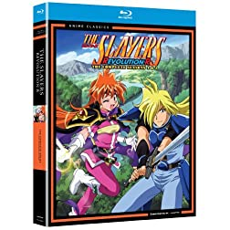 Slayers: Complete Seasons 4 & 5 (Classic) [Blu-ray]