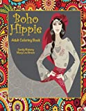 img - for Boho Hippie Adult Coloring Book book / textbook / text book