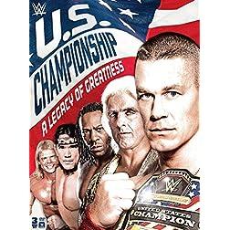 WWE: The US Championship: A Legacy of Greatness Season 1 Season 1