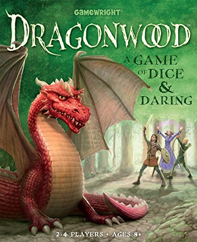 Dragonwood Dice & Daring